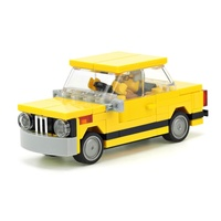 Набор LEGO MOC-21924 Yellow BMW 2002