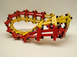 Набор LEGO MOC-22008 Divisible Mobius strip in all Technic