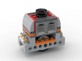 Набор LEGO MOC-22046 Supply Payload
