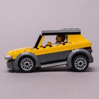 Набор LEGO MOC-22266 60150 Fast Pizza Delivery
