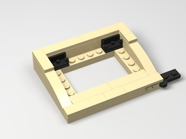 Набор LEGO MOC-22279 Display set for add on of 40291