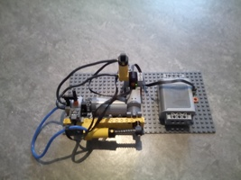 Набор LEGO MOC-22462 Pneumatic RC switch and compressor