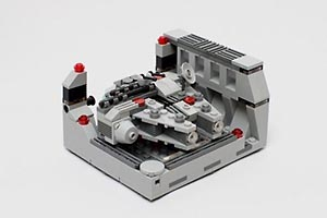 Набор LEGO MOC-6103 Docking Bay for Mini Millennium Falcon