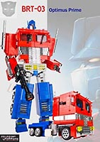 Набор LEGO MOC-6329 Optimus Prime in G1 version
