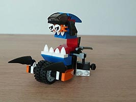 Набор LEGO MOC-6831 LEGO MIXELS SPINZA TIKETZ MIX or MURP?