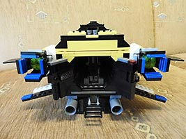 Набор LEGO MOC-6847 Space Landing Craft &Gator&