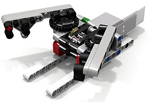 Набор LEGO MOC-6946 EV3 Grab-and-Lift by Ogaworks