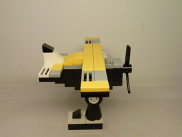 Набор LEGO MOC-7766 31060 Stumpy Airplane with Stand