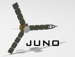 Набор LEGO MOC-7779 Juno Space Probe