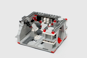 Набор LEGO MOC-7782 Detention Block Rescue: Alternate Build for two 75078 sets