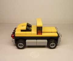 Набор LEGO MOC-7788 31060 Custom Car