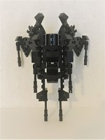 Набор LEGO MOC-7973 Destiny Warpath