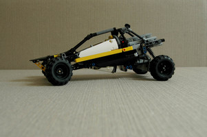Набор LEGO MOC-8000 Manual Buggy