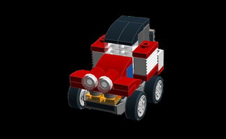 Набор LEGO MOC-8077 31055 Old Car