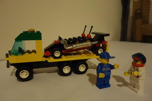 Набор LEGO MOC-8217 6432 Idea - Vehicle Recovery