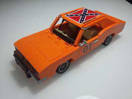 Набор LEGO MOC-8661 General Lee