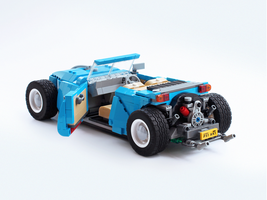 Набор LEGO MOC-8704 VW Beetle Hot Rod