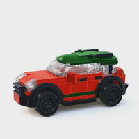 Набор LEGO MOC-8742 Mini Countryman
