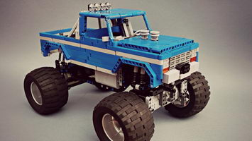 Набор LEGO MOC-9277 BigFoot #1 RC Monster Truck