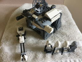 Набор LEGO MOC-9324 Hoth Imperial Outpost / Speeder Bike Garage