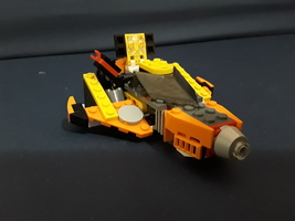 Набор LEGO MOC-9740 31059 - Jet Submersible