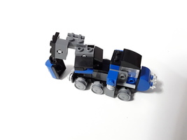 Набор LEGO MOC-9809 31054 - Wrecking Ball
