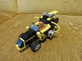 Набор LEGO MOC-9892 Powerful Wasp