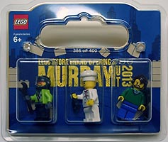 Набор LEGO Murray LEGO Store Grand Opening Exclusive Set, Fashion Place, Murray, UT