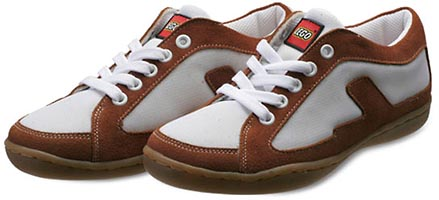 Набор LEGO S020 Classic Skate Sneaker – Brown