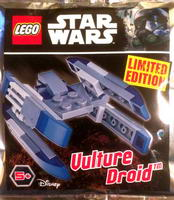 Набор LEGO SW911723 Vulture Droid foil pack