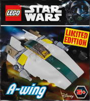 Набор LEGO SW911724 A-Wing