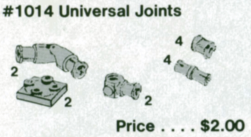 Набор LEGO Universal Joints