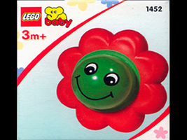 Набор LEGO Red Flower Rattle