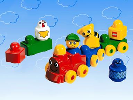 Набор LEGO 2013 Choo-choo Train