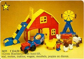 Набор LEGO 2655 Play Farm