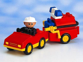 Набор LEGO 2690 Fire Chief