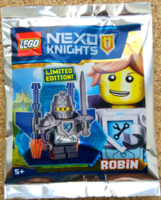 Набор LEGO 271714 Robin with Jet Pack foil pack