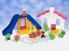 Набор LEGO 2762 Family Fun Playground