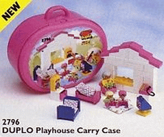 Набор LEGO 2796 Play House Carry Case