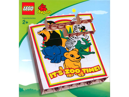 Набор LEGO 4514950 Duplo Puzzle - It's Zoo Time