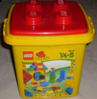 Набор LEGO 4824 Duplo Bucket, Medium