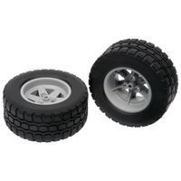 Набор LEGO 5003223 Large Truck Tires and Rims