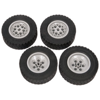 Набор LEGO 5003224 Medium Truck Tires and Rims