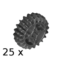 Набор LEGO 5003239 EV3 20 Tooth Double Conical Wheels