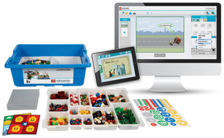 Набор LEGO 5003450 StoryStarter Homeschool Pack