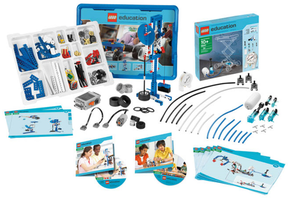 Набор LEGO 5003477 Homeschool Simple and Motorized Mechanisms Pneumatics Combo Pack