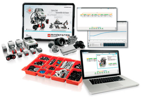 Набор LEGO 5003479 EV3 Homeschool with Design Engineering Projects Pack