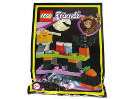 Набор LEGO 561610 Friends Scary Shop foil pack