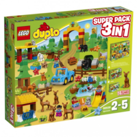 Набор LEGO 66538 Forests Value Pack