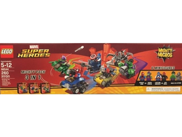 Набор LEGO 66544 Marvel Super Heroes Mighty Pack (3 in 1)